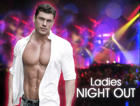 You for girls night out strippers consider, that